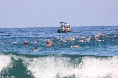 משחה אכזיב בפסטיבל ים של גליל מערבי