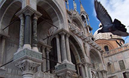 כיכר סן מרקו ממעוף הציפור - צילום: sxc.hu