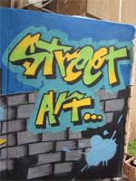 אמנות רחוב בחיפה