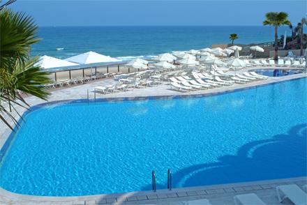 """מלון דניאל הרצליה. צילום: יח""""צ"""