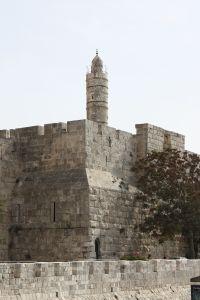מגדל דוד בירושלים. צילום: sxc.hu
