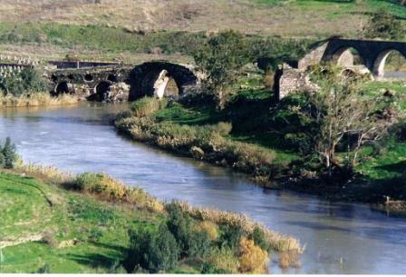 """הגשר בנהריים. צילום: יח""""צ"""