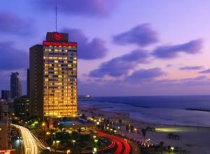 מלון שרתון בתל אביב. צילום יחצ